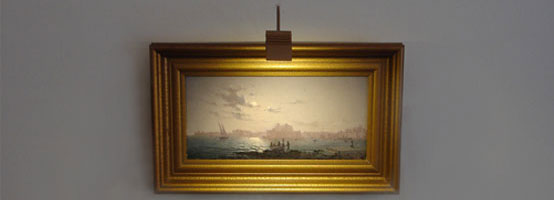 Hogarth Fine Art Picture Lights