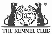 kennel club logo - picture lights supplied by Hogarth
